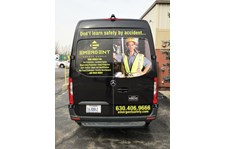 Full Vehicle Wrap for Emergent Supply Services - Image360 South Elgin