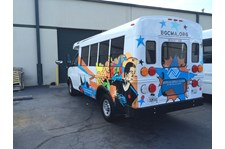 Bus Wrap Boys and Girls Club Atlanta, GA